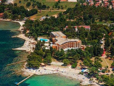 Отель Sol Umag Hotel & Residence 4* Умаг Хорватия