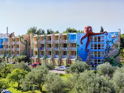Отель Amadria Park Kids Hotel Andrija 4* Шибеник Хорватия