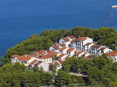 Отель Beach Apartments Lavica 3* Сплит Хорватия