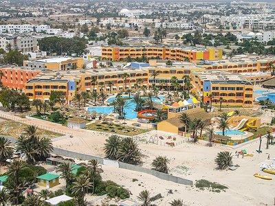 Отель Caribbean World Djerba Thalasso 4* о. Джерба Тунис
