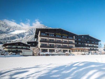 Отель Tyrol Hotel 4* Зелль Австрия