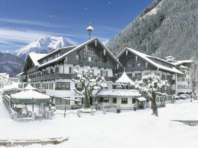 Отель Alpendomizil Neuhaus 4* Майрхофен Австрия