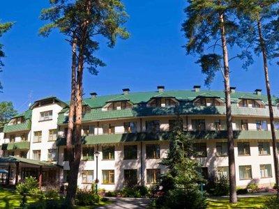 Отель Зеленая Буча 3* Буча Украина