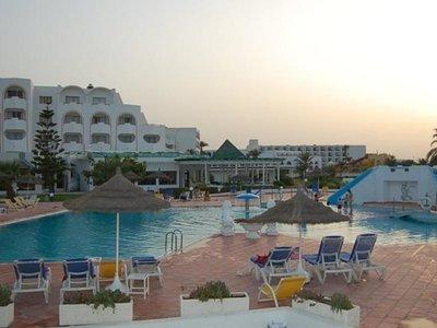 Отель Helya Beach & Spa 3* Монастир Тунис