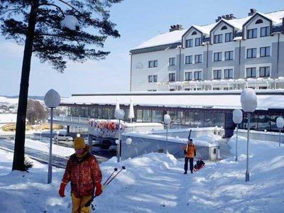 Отель Habakuk Hotel 4* Мариборское Похорье Словения