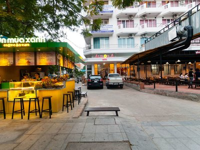 Отель Aurora Nha Trang Hotel 2* Нячанг Вьетнам