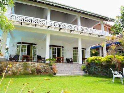 Отель Laluna Ayurveda Resort 3* Бентота Шри-Ланка
