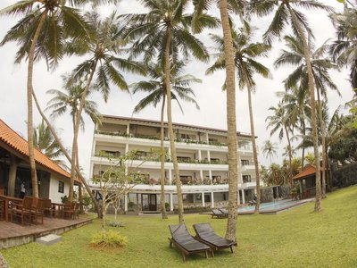 Отель Blue Beach Hotel 3* Ваддува Шри-Ланка