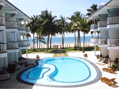 Отель Olenka Sunside Beach 2* Маравила Шри-Ланка