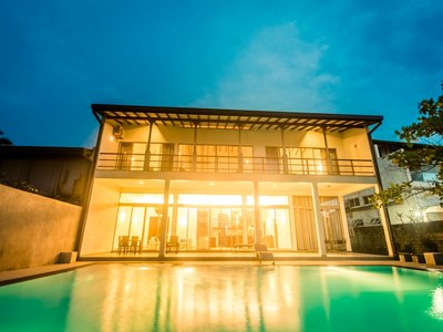 Отель Casa Blue Ripple 4* Ваддува Шри-Ланка