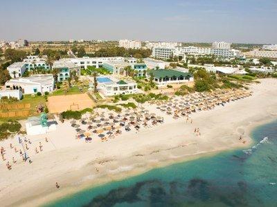 Отель El Mouradi Cap Mahdia 3* Махдия Тунис