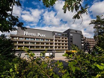 Отель Park Hotel 4* Блед Словения