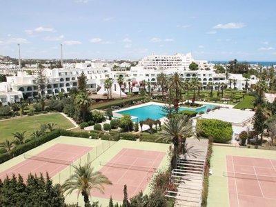 Отель Hasdrubal Thalassa & Spa Port El Kantaoui 4* Порт Эль Кантауи Тунис