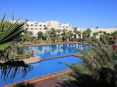 Отель Hasdrubal Thalassa & Spa Djerba 5* о. Джерба Тунис