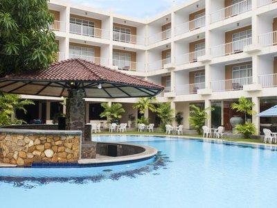 Отель Avenra Garden Hotel 3* Негомбо Шри-Ланка