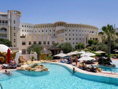 Отель Medina Solaria & Thalasso 5* Хаммамет Тунис