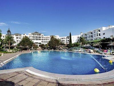 Отель Royal Kenz Hotel Thalasso & Spa 4* Сусс Тунис