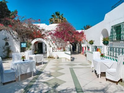Отель Sangho Club Zarzis 3* о. Джерба Тунис