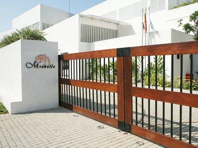 Отель Michelle Boutique Hotel 5* Ахунгалла Шри-Ланка