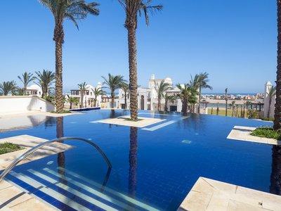 Отель Ancient Sands Golf Resort 5* Эль-Гуна Египет