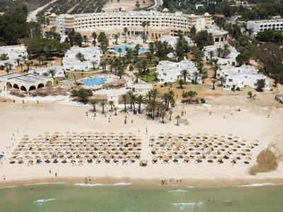Отель Steigenberger Marhaba Thalasso Hammamet 5* Хаммамет Тунис