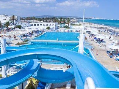 Отель Samira Club 3* Хаммамет Тунис