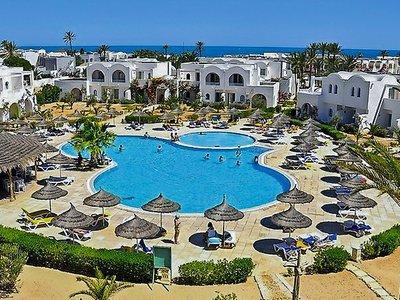 Отель Sun Club 3* о. Джерба Тунис