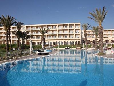 Отель Sensimar Scheherazade 4* Сусс Тунис