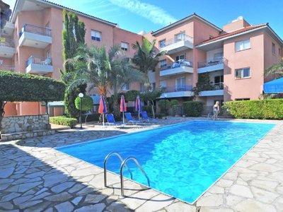 Отель Lika Faros Suite 3* Пафос Кипр