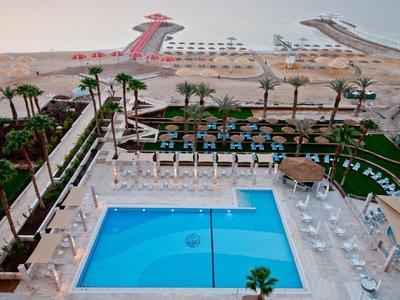 Отель Herods Dead Sea 5* Мертвое море Израиль