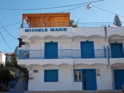 Отель Michele Marie Apartment Hotel 2* о. Крит – Ираклион Греция