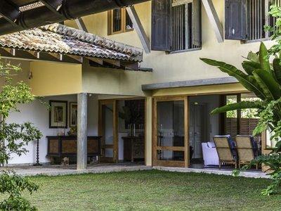 Отель Villa Saffron Hikkaduwa 4* Хиккадува Шри-Ланка