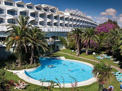 Отель Phenicia Hotel 4* Хаммамет Тунис