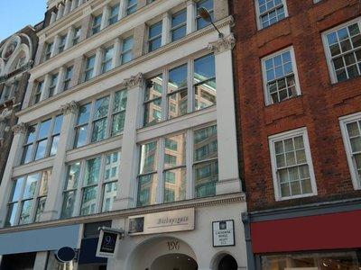 Отель 196 Bishopsgate 4* Лондон Великобритания