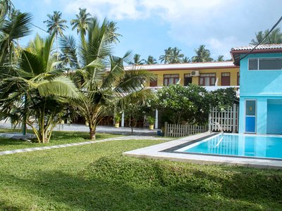 Отель Larns Villa 2* Ваддува Шри-Ланка