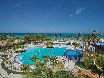 Отель Riu Palace Antillas 5* Ораньестад Аруба