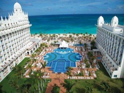 Отель Riu Palace Aruba 5* Ораньестад Аруба