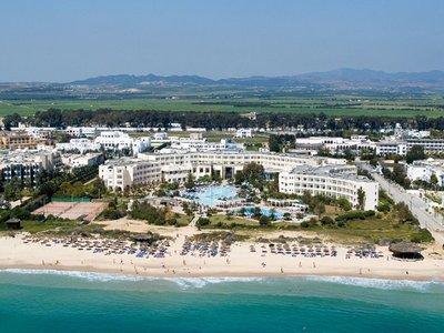 Отель Vincci Marillia 4* Хаммамет Тунис