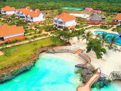 Отель Azao Resort & Spa by Opulent 4* Занзибар Танзания