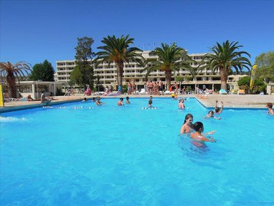 Отель Messonghi Beach Holiday Resort 3* о. Корфу Греция