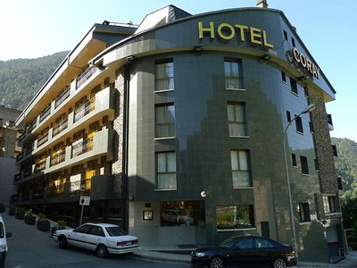 Отель Evenia Coray Hotel 3* Энкамп Андорра