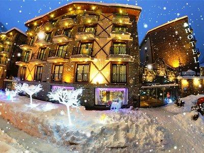 Отель Diana Parc Hotel 5* Пал-Аринсаль Андорра