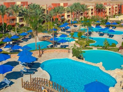 Отель Aurora Bay Resort 4* Марса Алам Египет
