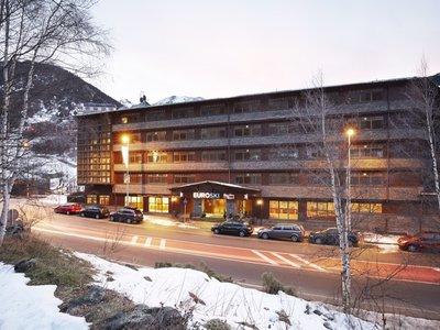 Отель The Euroski Mountain Resort 4* Сольдеу - Эль Тартер Андорра