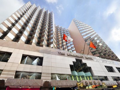 Отель The Kimberley Hotel 4* Гонконг Гонконг