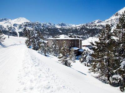 Отель Grau Roig Andorra Boutique Hotel & Spa 4* Па де ля Каса Андорра
