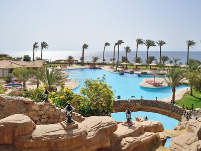 Отель Ecotel Dahab Resort 4* Дахаб Египет