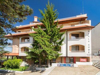 Отель Byala Home Apartment Complex 3* Бяла Болгария