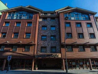 Отель Magic la Massana Hotel 4* Ла Массана Андорра