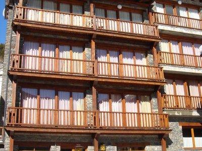 Отель Solana De Ransol Apartamentos 3* Канильо Андорра